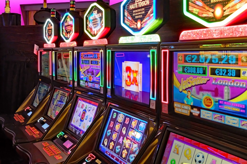 game in slots