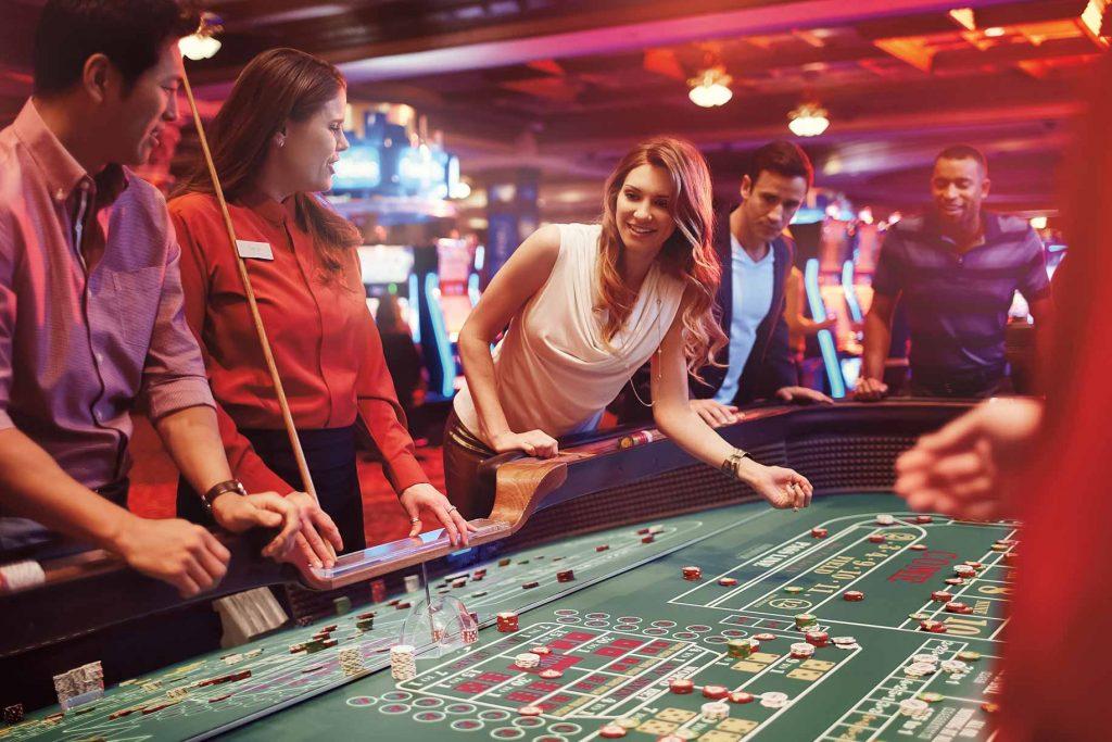 club game room