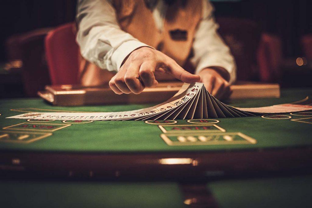 Online Poker Gambling