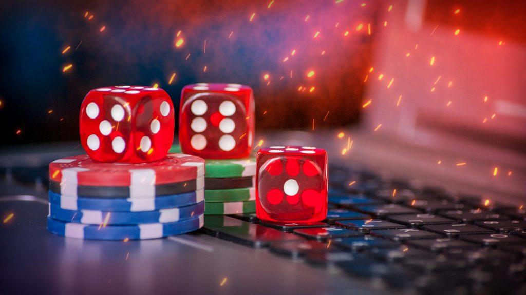 Gambling at an online casino